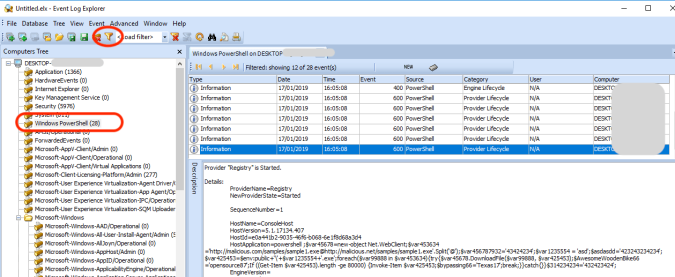 Windows event logging and Fileless attacks – Disassemble Blog